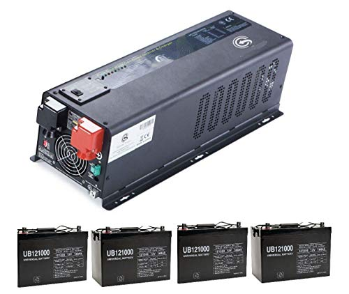 - 6KW Backup Power Add-on to Your Grid-tie Solar Power System. Whole House Power