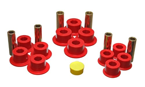Buy energy suspension 3.2141r leaf spring bushing set