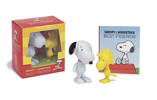 (Snoopy & Woodstock: Best Friends (Miniature Editions) )