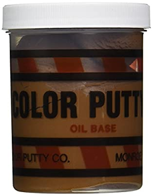 Color Putty Company 100 Color Putty 1-Pound Jar, White