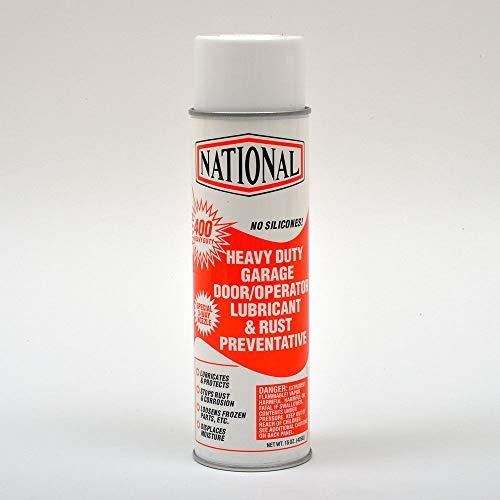National Door - 400-HD National Door Lube 15oz Aerosol (Orange) (1 Can)