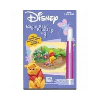 Invisible Ink Winnie the Pooh 2: Toys & Games