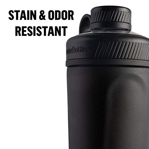BlenderBottle Marvel Comics Radian Insulated Stainless Steel 26-Ounce Shaker Bottle, Thor