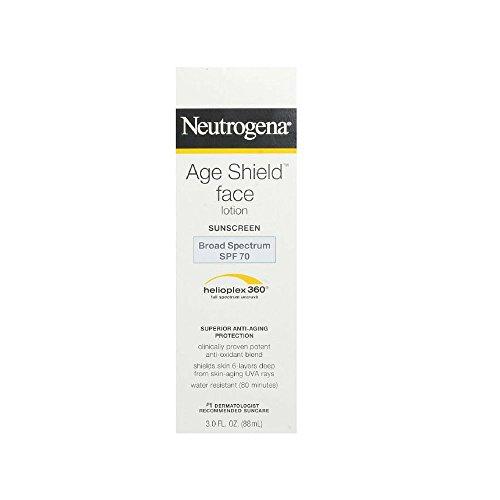 Neutrogena Shield Lotion Sunscreen Spectrum