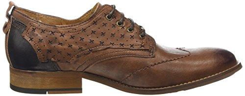 Yellow CabFRESH M - Zapatos Derby, Hombre Marrón