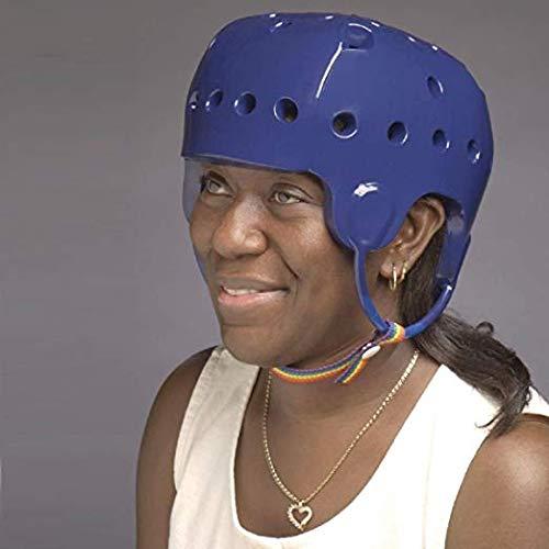 (Danmar Soft Shell Helmet, Small, Royal Blue)