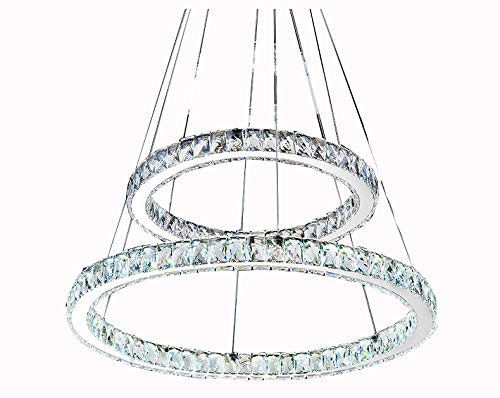 LED lámpara de techo colgante con 3210 5 x 7 diseño de lujo ...
