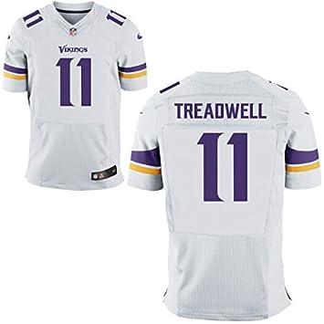 11 laquon TREADWELL Jersey Minnesota fútbol americano camisetas Mens Elite