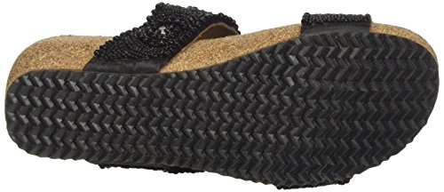 Melluso K80054, Women's Low-Top Slippers Black (Nero 1201)