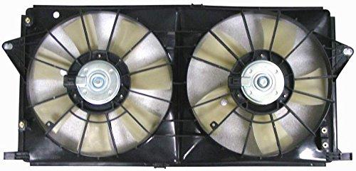 06 buick lucerne radiator fan - 8