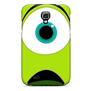 Premium Galaxy S4 Case - Protective Skin - High Quality For Monsters University Mike Wazowski