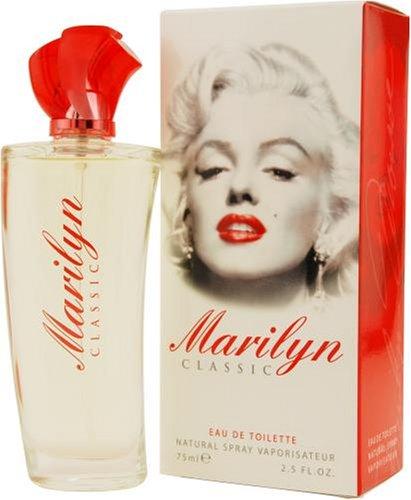Marilyn Monroe Classic By Cmg Worldwide For Women. Eau De Toilette Spray 2.5-Ounce (Wholesale Marilyn Monroe)