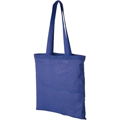 Aqua de algodón Carolina Azul modelo Bolso Tote Bullet 7w48S8