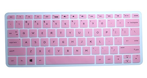 """UPC 753210236287, CaseBuy Keyboard Silicon Protector Skin Cover for HP Spectre x2 12t 12-a001dx 12-a002dx 12-a008nr 12-a014tu 12-b010nr 12-b020nr 12"""" TouchScreen Laptop(Compare your keyboard to IDENTIFY image)(Pink)"""