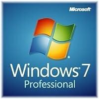Microsoft Windows 7 Professional, SP1, 64-bit, 1pk, DSP, OEM, DVD, ITA