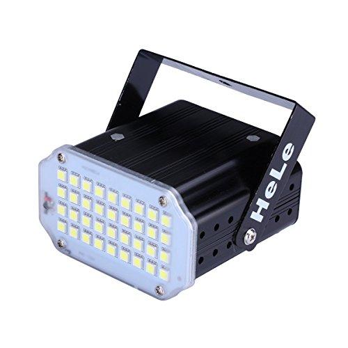 US Plug Projector RGB DJ Disco Light Stage Xmas Party Lighting Show - 8