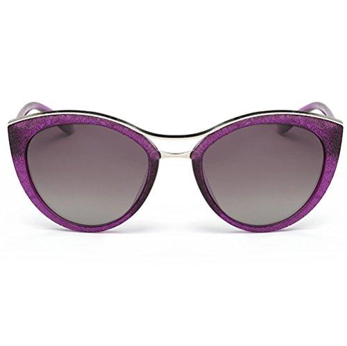 GRAFIT Lunette Violet de Femme soleil rrY0w6q