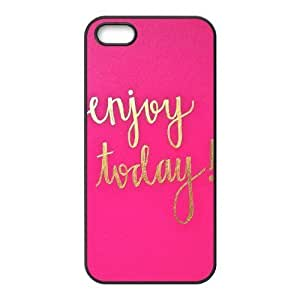 Cool Painting Quotes Pattern The Unique Printing Art Custom Phone Case for Iphone 5,5S,diy cover case case-351106