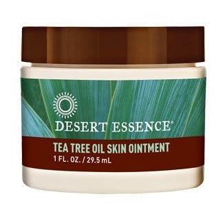 Tea Tree Oil Ointment, Desert Essence, 1 oz