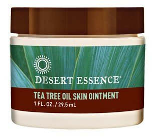 - Desert Essence Org. Tea Tree Oil Skin Oint. 1fl oz