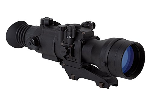 Pulsar PL76158BWT Phantom 4x60 MD WPT Night Vision Riflescope (Certified Refurbished)