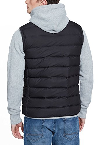 Bodywarmer Gilet Vest Black Timberland Jacket Men's Bear Black Head Down WwXW1qYv