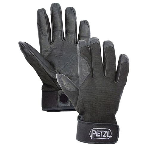 Petzl CORDEX belay/rap glove Black XL by Petzl