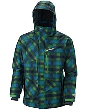 Mens Omni-Heat Fused Form II Jacket (FUSE GREEN, M)