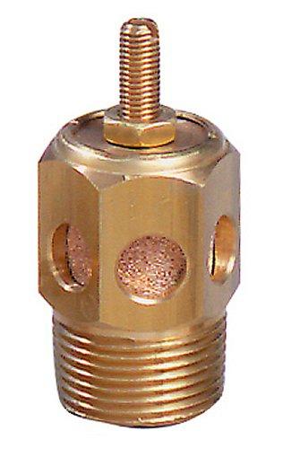 Pack of 10 35-300 Degrees F Arrow Pneumatics ASP-4SC 1//2 Speed Control Muffler 300 Psig Max Pressure 60 Scfm Max Flow Brass Body
