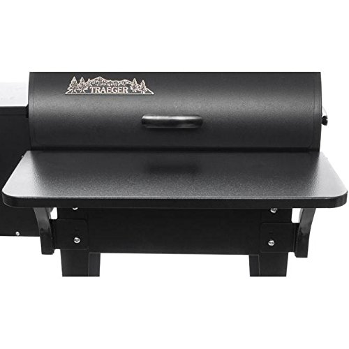 Find Bargain Traeger Pellet Grills BAC016 155 Flood FRT Grill Shelf
