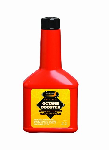 (Johnsen's 4688-8-12PK Octane Booster - 7 oz., (Pack of)