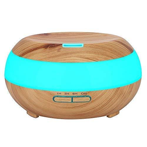 KEDSUM 300ml Aroma Essential Oil Diffuser,Wood Grain Ultraso