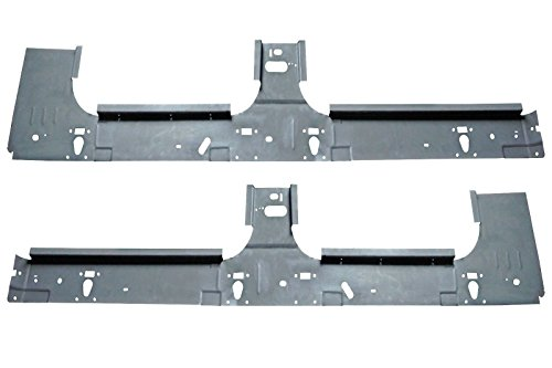 Motor City Sheet Metal - Works With 1999-2013 2014 2015 2016 Ford Super Duty Crew Cab Inner Rocker Panels NEW PAIR