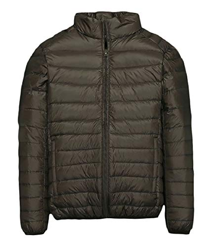 Duck Mogogo Pure Size Regular Mens Weight Light AS5 Fit Coat Plus Color Zip Down Full PXHPrqa