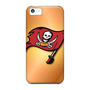 HrB7178emZj Tpu Phone Case With Fashionable Look For Iphone 5c - Tampa Bay Buccaneers