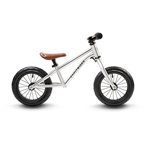 Early-Rider-Alley-Runner-Bicicleta-infantil-color-plata-talla-2-45-Years
