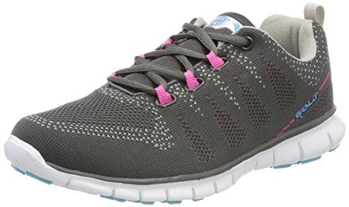 Tempeh Fitness Gris Chaussures Gola Rose Femmes gris De De qIxxvORw