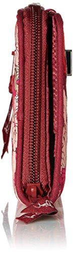 Turnlock Wallet Bohemian Blooms, One Size by Vera Bradley (Image #3)
