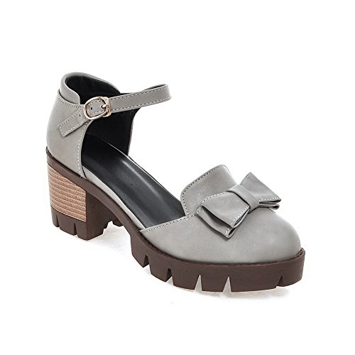 Size MJS03282 Non Womens Marking Cold Sandals 1TO9 Mini Gray Lining Urethane zgYwaFZq