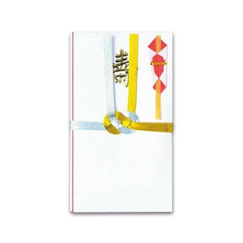 生活日用品 (まとめ買い) 金銀10本 結切 越前和紙 キ2008 1セット(10枚) 【×3セット】 B074JPXP72