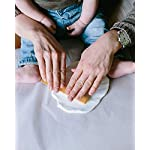 BraceTek-Cornice-Bambini-Impronte-Argilla-Kit-Neonato-Cornice-per-dei-Piedini-e-delle-Manine-dei-Bebe-Un-ricordo-di-vita-e-regali-ideali-per-i-bimbo
