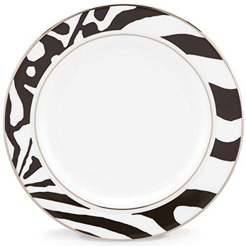 Lenox 853188 Scalamandre Zebras Platinum Butter Plate