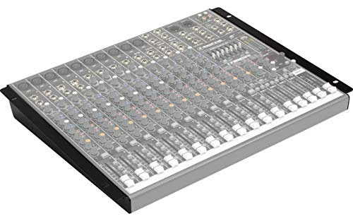 Rackmount Kit Bracket Ears For Mackie ProFX16 Mixer ()