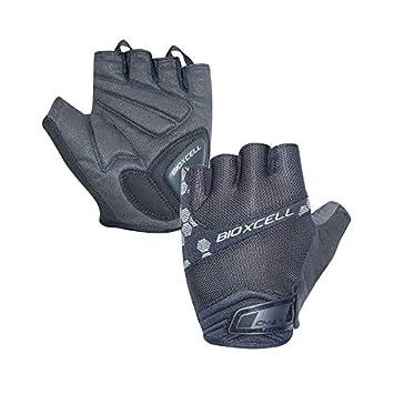 1 weiß//schwarz L // 9 CHIBA Professional ll Handschuh Professional ll kurz Gr