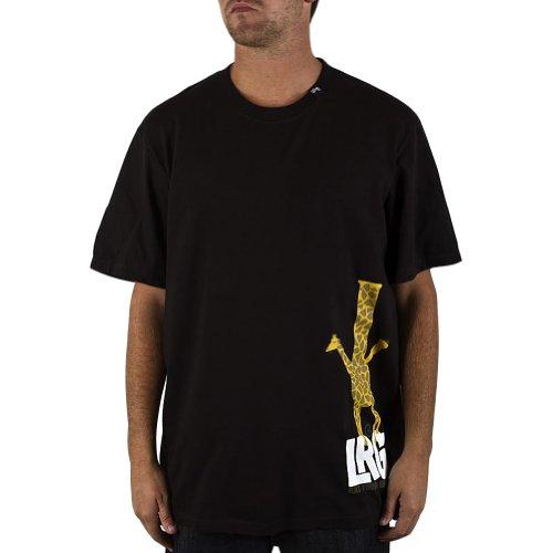 (LRG Eat Your Greens Men's Short-Sleeve Fashion T-Shirt/Tee -)