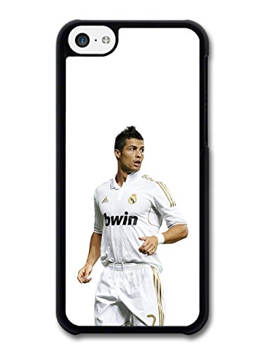 Cristiano Ronaldo Playing Football coque pour iPhone 5C