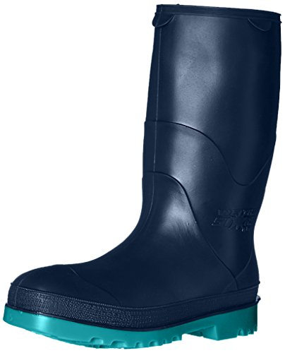 STORMTRACKS 11768.04 Youths' Boot, Size 04, Blue/Green by STORMTRACKS