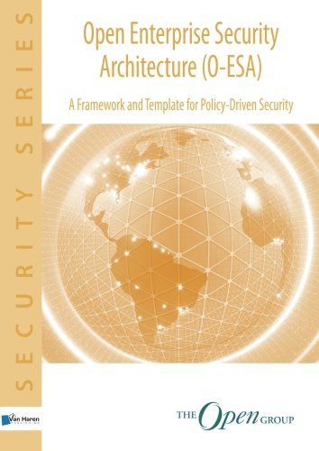 Open enterprise security architecture o esa a framework for Security policy framework template