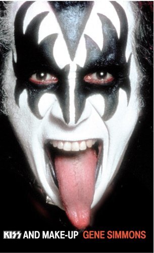 Simmons Kiss Makeup Gene - Kiss And Make-Up by Gene Simmons (2-Jan-2003) Paperback
