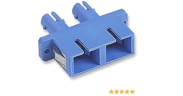 20 pcs SC-FC Fiber Adapter Connector Free Shipping